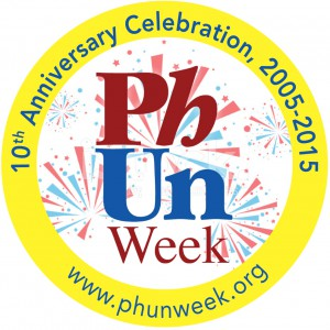 PhUn Week Logo DRAFT-Version 2