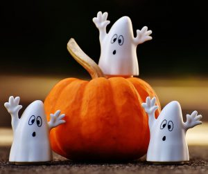 pumpkinghosts