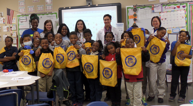 Teaching Kidney Physiology in Inner City Elementary Schools